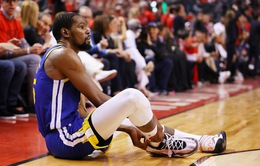 Các ngôi sao NBA phản ứng sau chấn thương của Kevin Durant