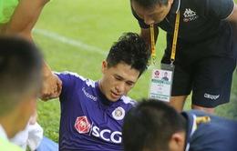 Đình Trọng phải nghỉ thêm ít nhất 3 tháng sau khi sang Singapore tái khám