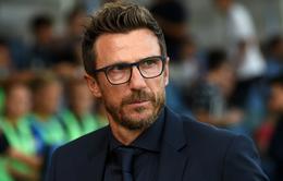 Eusebio Di Francesco đạt thỏa thuận dẫn dắt Sampdoria