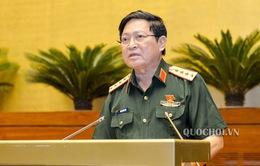 Bộ Quốc phòng đề nghị Quốc hội giữ nguyên tên gọi Luật Lực lượng dự bị động viên