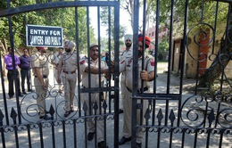 Ấn Độ xử tù chung thân các đối tượng làm hại bé gái 8 tuổi