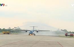 Lượng khách qua sân bay Cần Thơ tăng mạnh