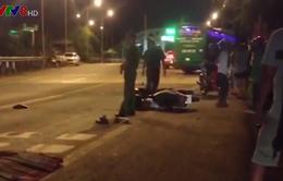 Xe khách tông chết người tại trạm thu phí Đắk Lắk