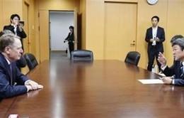 Nhật Bản và Mỹ đàm phán thương mại