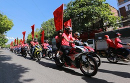Ngày mai (13/6), Hành trình Đỏ 2019 chính thức khởi động tại Cà Mau