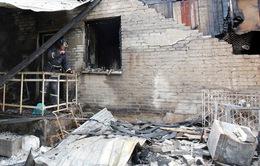 Hỏa hoạn tại bệnh viện tâm thần ở Ukraine, 6 người thiệt mạng