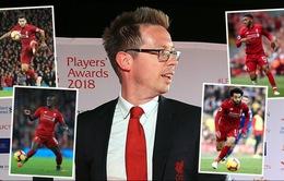 """Lộ diện """"trùm"""" giấu mặt đứng sau thành công vang dội của Liverpool"""