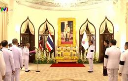 Hoàng gia Thái Lan phê chuẩn ông Prayut Chan-ocha làm thủ tướng