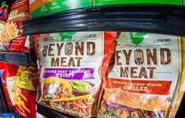 Cổ phiếu Beyond Meat tăng vọt hơn 600% sau IPO