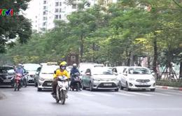Nguy cơ mất an toàn giao thông từ xe ôm công nghệ