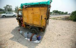 Hàng chục người tử vong do nắng nóng ở Ấn Độ