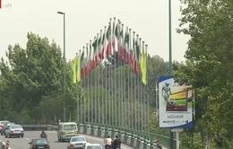 Iran để ngỏ khả năng xem xét lại thỏa thuận hạt nhân