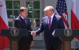Mỹ sẽ điều thêm 1.000 binh sĩ đến Ba Lan