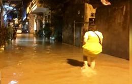 Hà Nội: Xây chung cư gây ngập úng nhà dân xung quanh