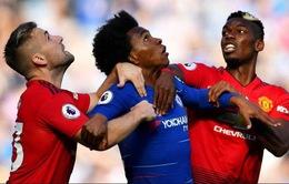Man Utd chạm trán Chelsea ở vòng 1 Ngoại hạng Anh 2019/20