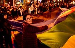 Thêm một quốc gia hợp pháp hoá luật kết hôn đồng giới