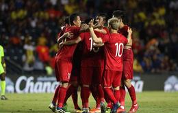 Bảng xếp hạng FIFA tháng 6/2019: ĐT Việt Nam hơn Thái Lan 20 bậc