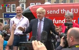 Kết thúc vòng 1 bầu lãnh đạo đảng bảo thủ Anh