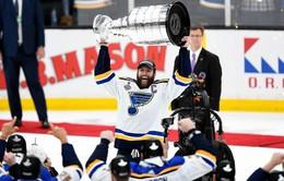 St. Louis Blues lần đầu tiên vô địch Stanley Cup