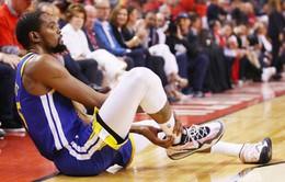 Kevin Durant đã phẫu thuật thành công chấn thương dây chằng