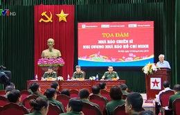 Viết báo theo phong cách Hồ Chí Minh