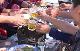 Đã uống rượu, bia thì không được điều khiển phương tiện giao thông