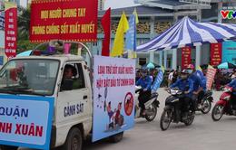 Hà Nội ra quân hưởng ứng ngày ASEAN phòng chống sốt xuất huyết