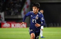 """CHÍNH THỨC: """"Messi Nhật Bản"""" gia nhập Real Madrid"""
