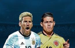 Argentina – Colombia: Messi lên tiếng?! (5h00 ngày 16/6, bảng B Copa Amecira 2019)