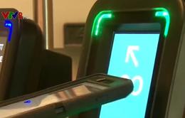 Công nghệ thanh toán không cần quẹt thẻ ở Mỹ