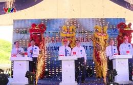 Khánh thành nhà máy năng lượng mặt trời tại Bình Thuận