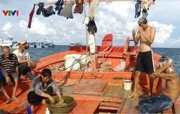 Hỗ trợ ngư dân đảm bảo an toàn trên biển
