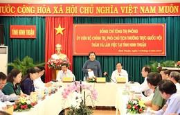 Ninh Thuận có nhiều phát triển vượt bậc