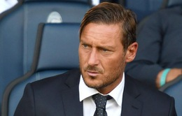 Francesco Totti bất ngờ chia tay AS Roma