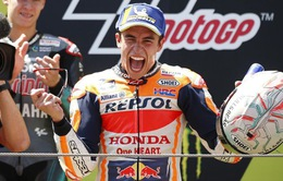 Marc Marquez thắng chặng MotoGP Tây Ban Nha