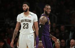 Los Angeles Lakers đạt thỏa thuận chiêu mộ Anthony Davis