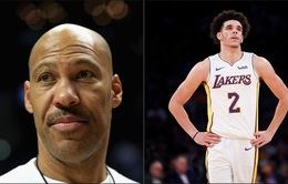 LaVar Ball không hài lòng với việc Lakers để con trai mình ra đi