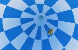 Siêu ống trượt nước lớn nhất thế giới được mở tại Benidorm