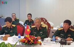 Đối thoại chính sách quốc phòng Việt Nam - Singapore lần thứ 10