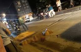 Truy tìm lái xe container gây tai nạn chết người rồi bỏ trốn
