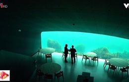 Nhà hàng dưới biển lớn nhất thế giới
