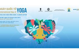 Hơn 800 người sẽ đồng diễn Yoga tại Hà Nội