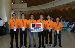 """Đội Anh và Trung Quốc đã sẵn sàng cho đêm thi """"Sắc màu"""" tại Lễ hội Pháo hoa quốc tế Đà Nẵng 2019"""