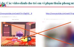Các doanh nghiệp ngừng chạy quảng cáo sai phạm trên Youtube