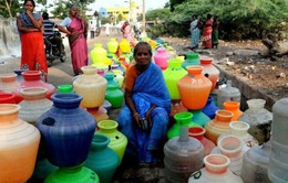 Khủng hoảng nước ở Chennai, Ấn Độ