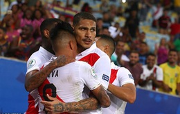 ĐT Bolivia 1-3 ĐT Peru: Màn lội ngược dòng kịch tính