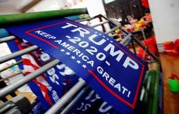 Tổng thống Donald Trump chính thức khởi động chiến dịch tái tranh cử nhiệm kỳ 2