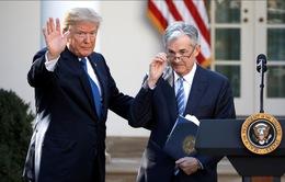 Tổng thống Donald Trump không hài lòng với Chủ tịch FED