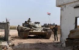Cuộc chiến chống khủng bố tại Syria bước vào giai đoạn cuối