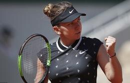 Giải quần vợt Pháp mở rộng 2019: Halep đi tiếp, Osaka và Serena dừng bước